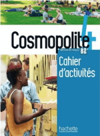 Cosmopolite 4 cahier - Click to enlarge picture.