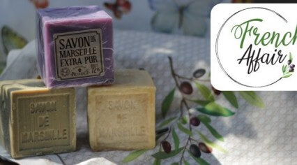 Save 10% on French Affair's range of authentic French products