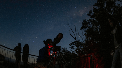 Stargazing Tour with an Astrophysicist in the Blue Mountains